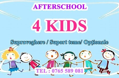 4Kids – Afterschool Bucurestii Noi